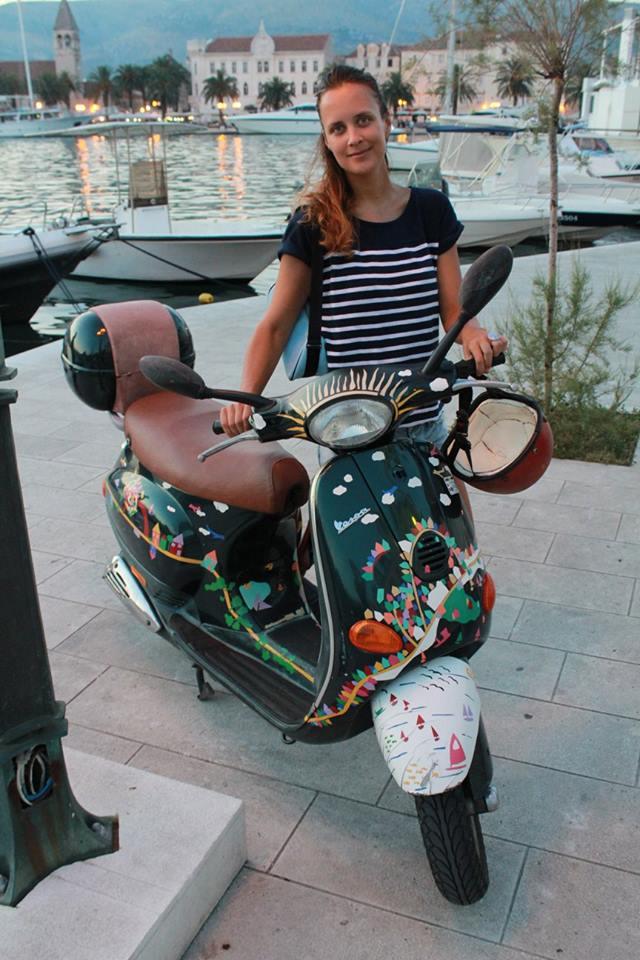 Takmer v každom meste si môžete požičať približovacie pomôcky - od bicyklu až po štýlovú Vespu.