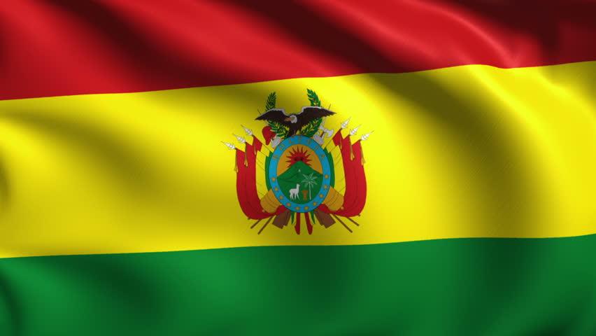 bolivia zastava
