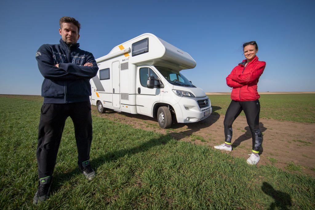 Hlavne v zime kedy karavan nie je používaný tak často ako v lete.
