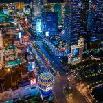 Las Vegas v 360°: neskutočný pohľad