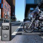 Recenzia: mobilný kompresor Xiaomi (na bicykle, motorky, autá)