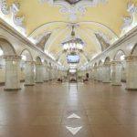 Virtuálna prehliadka: Moskovské metro bez ľudí